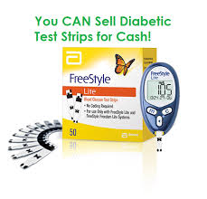 where can I sell my diabetic test strips