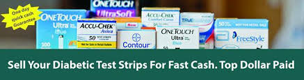 how to sell diabetic test strips